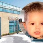 Little Archie died after being crushed by a chest of drawers