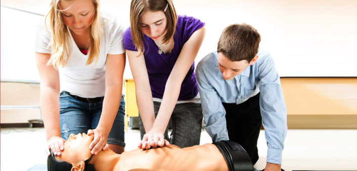 First Aid Courses for Schools